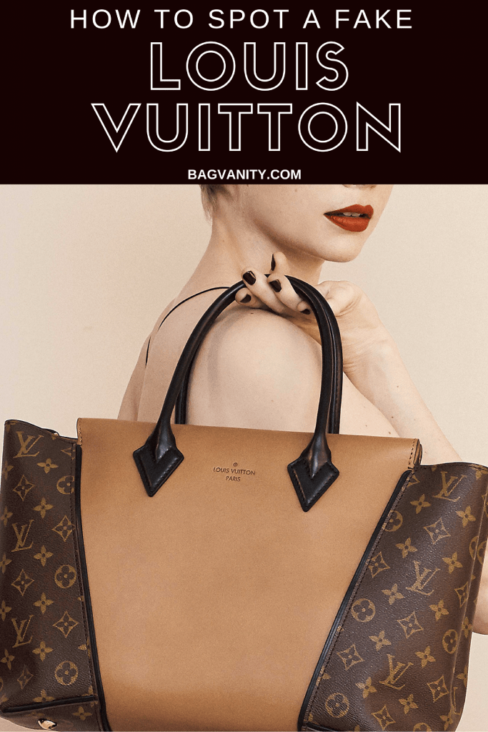 How to Tell If A Louis Vuitton Bag is Real