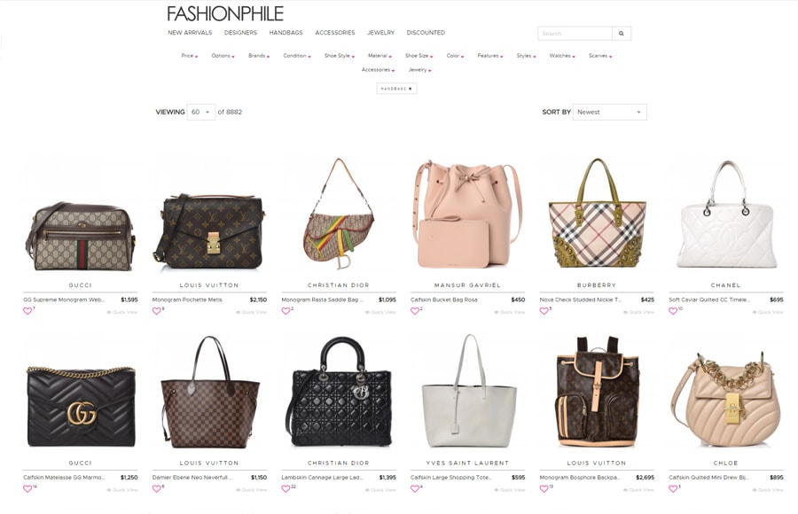 f8b7823f6060 11 Amazing Places to Buy Discount Designer Bags for Less