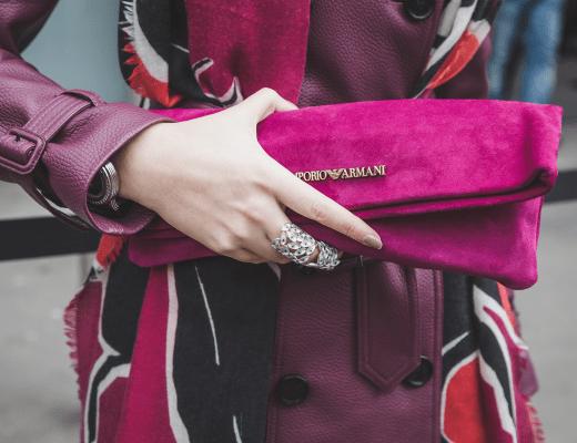 clutch purse outfit ideas