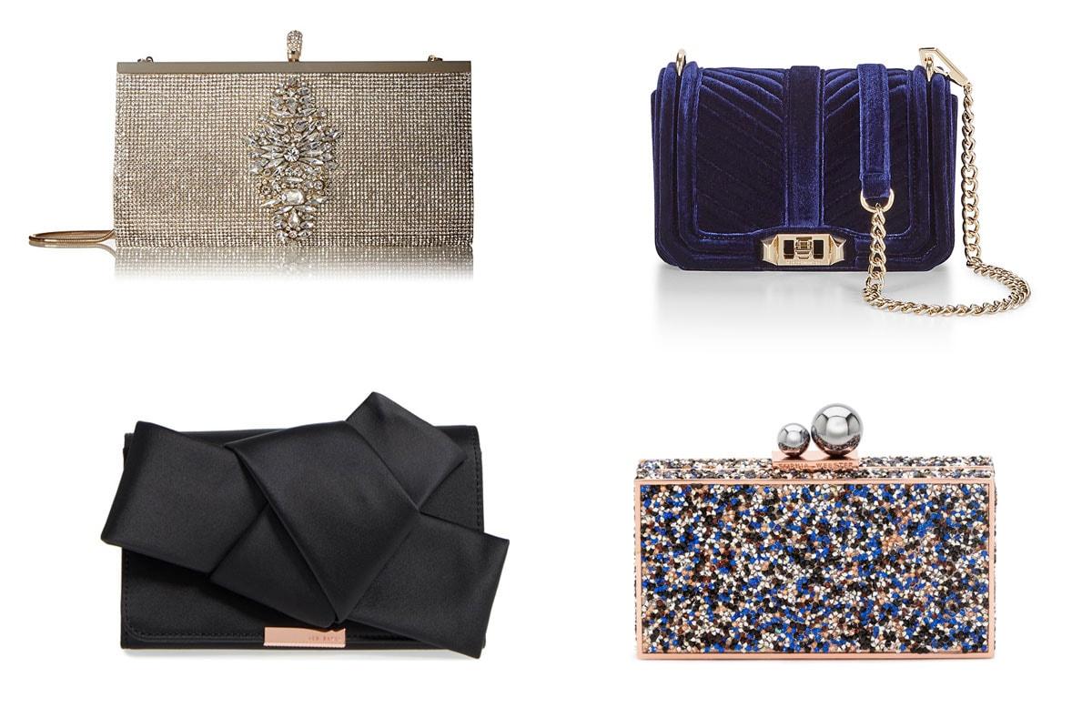 Best Evening Clutch Bag Ideas For A Formal Dress ( Slideshow)