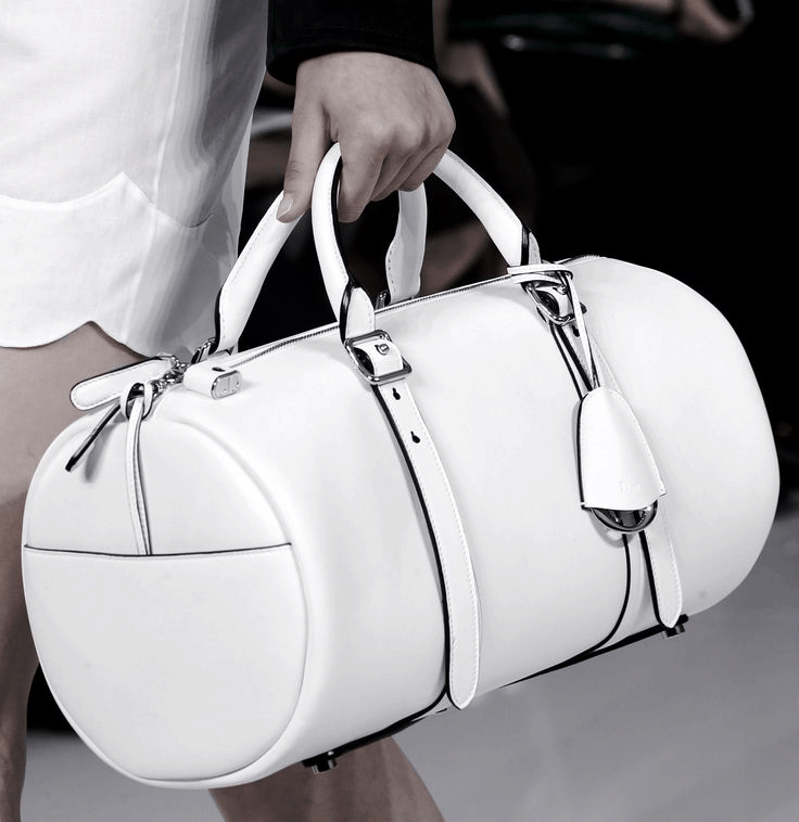 How To Clean A White Handbag Without Discoloration Or