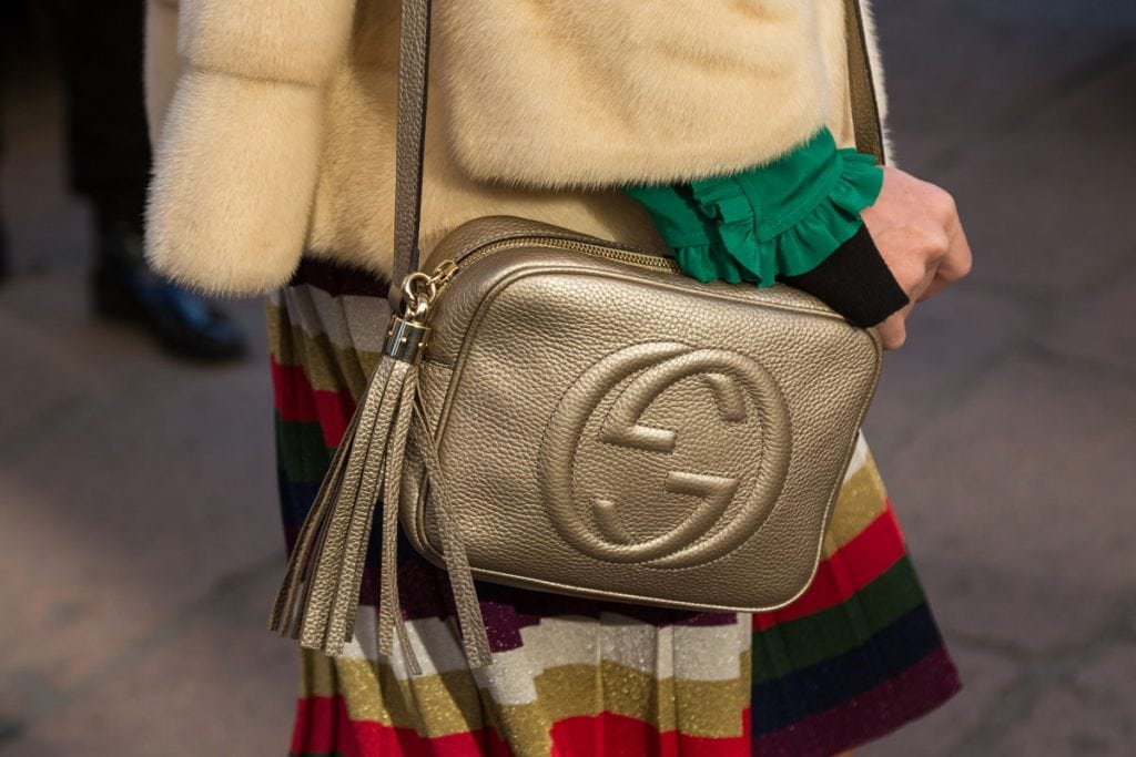 how to repair gucci purse or bag