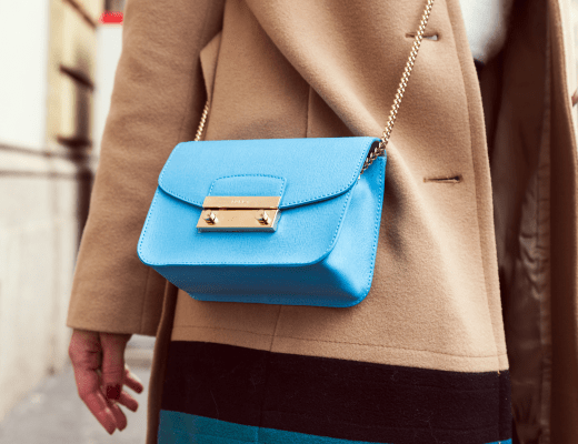 how to match your handbag to your outfit