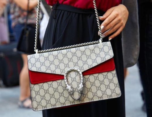 how to clean your gucci purse